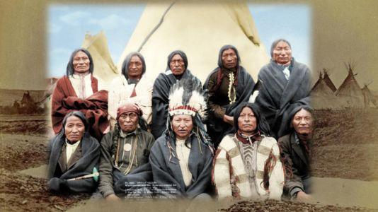История индейцев